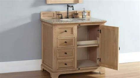 Solid Wood Bathroom Furniture New Providence 36 Quot Martin Bathroom Vanities In Solid Wood From Homethangs