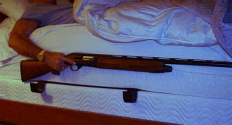 how to bed a rifle how to sleep next to your beloved firearm