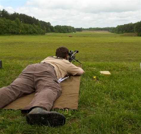500 Yard Target Size by Ask Foghorn Rifle Scope Parallax The About Guns