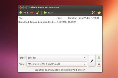 audio format converter ubuntu ubuntu convert ogv to mp4