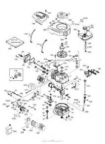 lawn boy 10685 insight lawn mower 2008 sn 280000001 280999999 parts diagram for engine