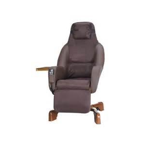 fauteuil coquille electrique premium