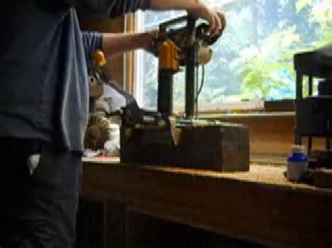 Makita 7104l 12 Chain Mortiser makita chain mortiser mov