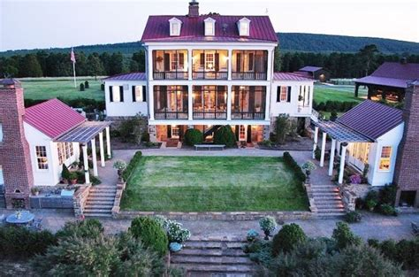 p allen smith s garden home retreat is on the other side