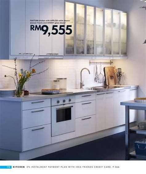 Ikea Kitchen Cabinet Malaysia by Applad Doors Ikea Kitchen Home Remodel Ideas