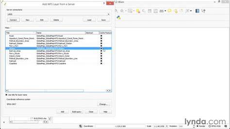Qgis Tutorial Wfs   adding wfs data to qgis