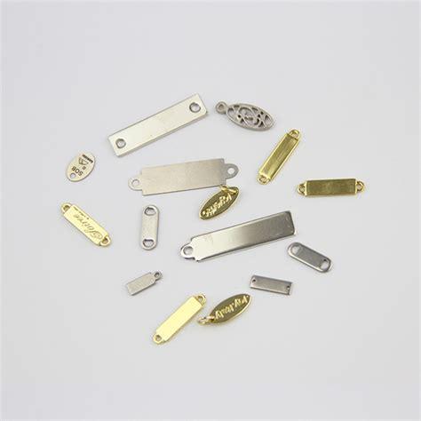 tag jewelry customized logo metal jewelry hang tags