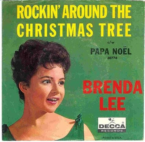 christmas music brenda lee quot j i n g l e bells