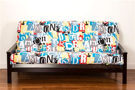 dream on futon crayola 174 dream on futon cover right futons more