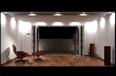 the listening room cgarchitect professional 3d architectural visualization user community the listening room