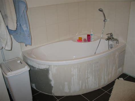 comment faire un tablier de baignoire comment poser tablier baignoire wedi la r 233 ponse est sur
