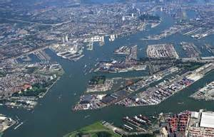 rotterdam the port and the city