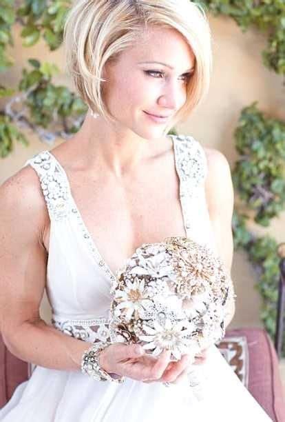 Brautfrisuren Mittellanges Haar Ohne Schleier by Brautfrisuren Bob Ohne Schleier