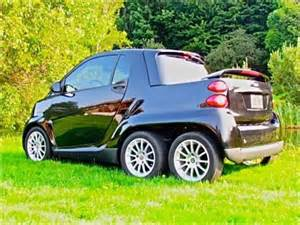 how much is a smart car new is this custom smart fortwo the coolest 6x6 around