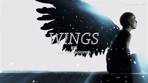 download mp3 bts outro wings 3d bass boosted bts 방탄소년단 outro wings full