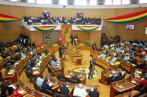 mp gana the role of the ghanaian members of parliament