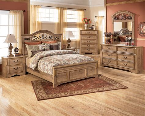 bedroom furniture sales ashley furniture cavallino bedroom set with mansion poster