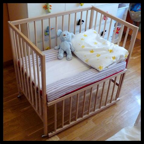 Side Crib Attached To Bed Best 25 Baby Co Sleeper Ideas On Co Sleeper Baby Room Diy And Bedside Crib