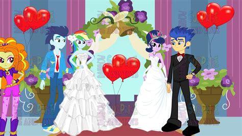 Wedding Flash Animation Free by My Pony Equestria Twilight Flash And