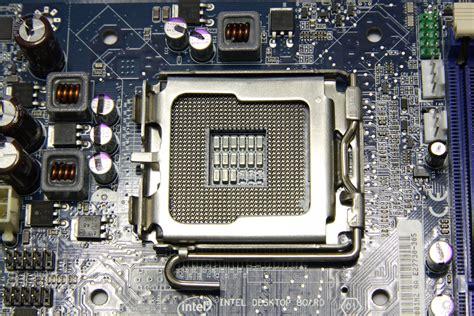 Cpu Sockel by Intel Gd45fc K 252 Hler Bild 61 66 Computerbase