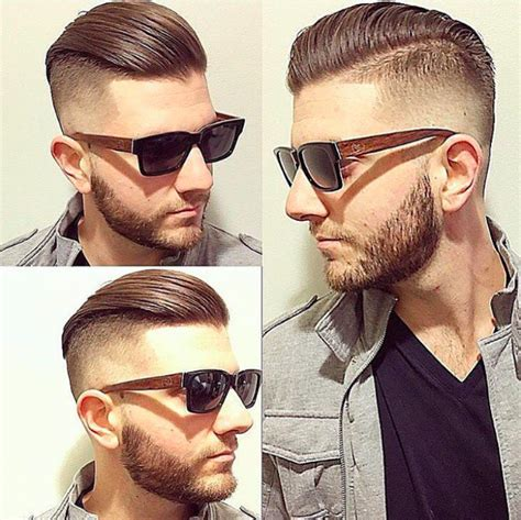 how to slick down shaved side of hair how to slick shaved sides down 30 hot comb over haircut