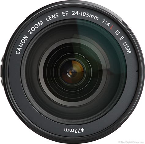 canon lens canon ef 24 105mm f 4l is ii usm lens review