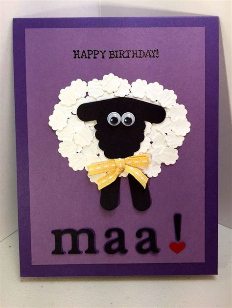 Handmade Gifts For Mothers Birthday - best 25 happy birthday cards ideas on