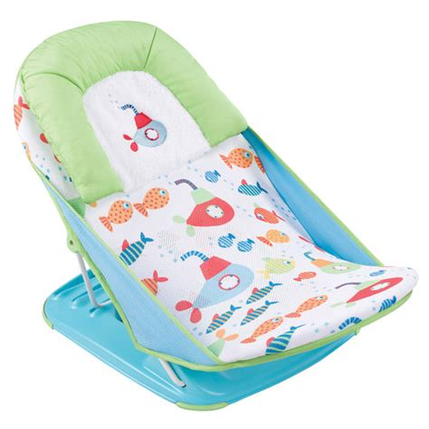 Summer Baby Bather summer infant deluxe baby bather blue health safety walmart