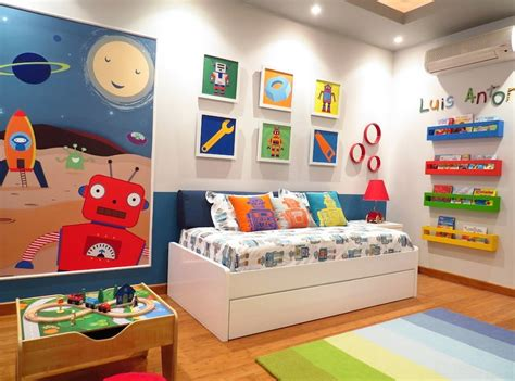 Boy Toddler Room Ideas by How To Design A Bedroom That Grows With Your Child