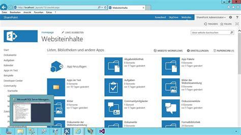 tutorial sharepoint website sharepoint 2013 f 252 r entwickler tutorial der sharepoint