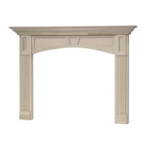 mantel kits and components