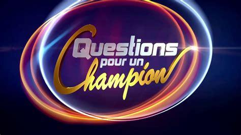 Question Pour Or Questions Pour Un Chion Neuf Points Gagnant 22 02