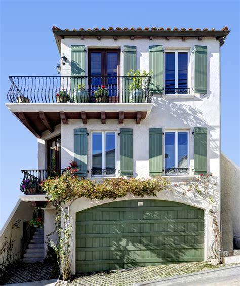 baroque balcony railing look los angeles mediterranean