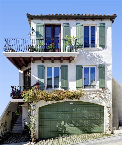 Baroque Balcony Railing Look Los Angeles Mediterranean