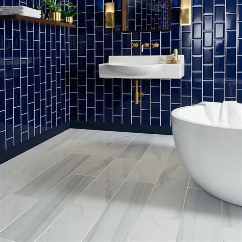 These faux marble tiles have got everyone talking