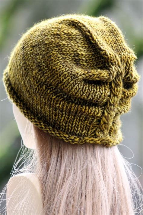 two skein knitting patterns i m lichen this hat balls to the walls knits a collection