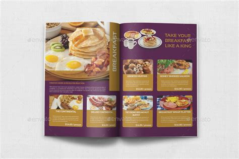 catering brochure templates catering brochure bundle template by owpictures graphicriver