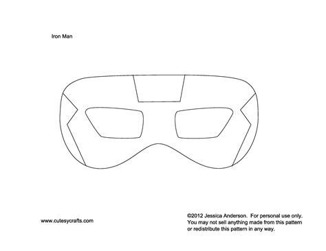 printable hulk mask template iron man mask to kids decoraci 243 n ni 241 os pinterest