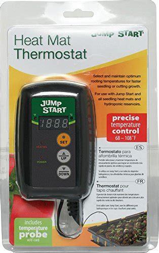 hydrofarm mtprtc digital thermostat for heat mats best
