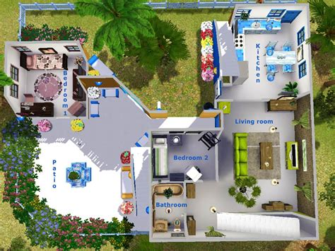How Do I Find Floor Plans For My House by Mod The Sims Ios Greek House