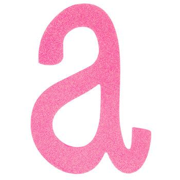 Alphabet Glitter Candle Pink H pink letter a images www pixshark images galleries with a bite