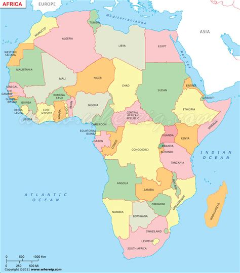 africa map by country why i am a physician why i am going to kenya and how you