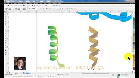 corel draw x7 tutorials pdf in hindi learn coreldraw in hindi 16 ribbon tutorial