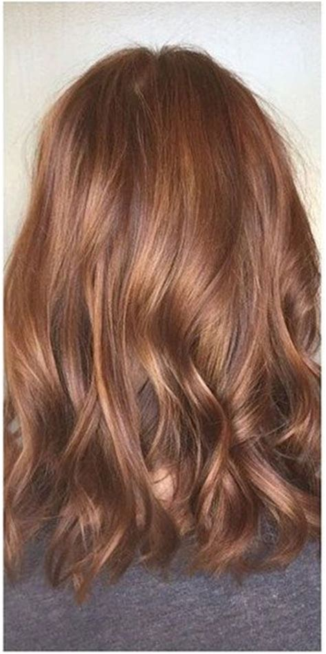 soft auburn brown hair pics sunkissed auburn is a delicate blend of soft copper red