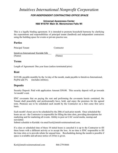 rent a room agreement room rental agreement in word and pdf formats