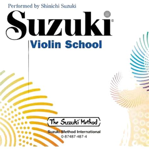 Suzuki Program Polaris Suzuki Violin Method