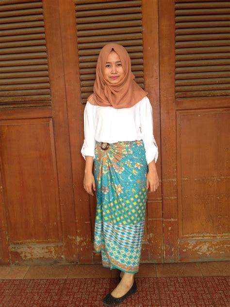 Hotd Kemeja hotd referensi paduan batik lilit ala sirly kurnia utama co id