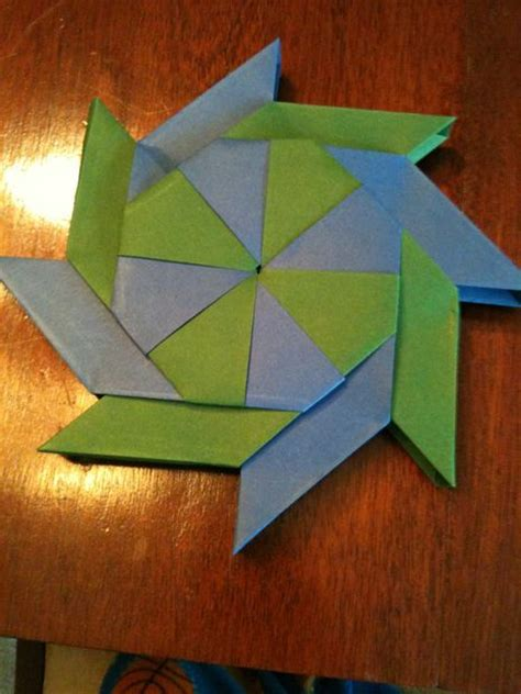How To Make A Transforming Origami - origami 3d transforming