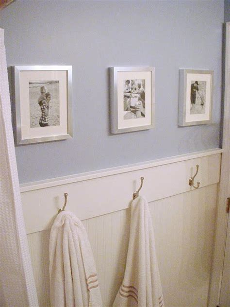 bathrooms with chair rail molding 25 best ideas about chair rail molding on pinterest dining room paneling paneling