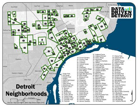 s day neighborhood data driven detroit 187 arise detroit s neighborhoods day